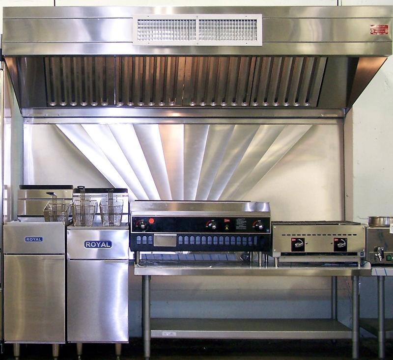 Getting Industrial Kitchen Equipment For Your Home Kitchen